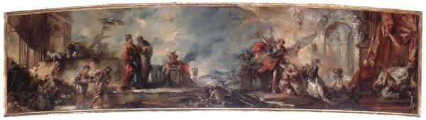 GUARDI Gianantonio The Marriage of Tobias